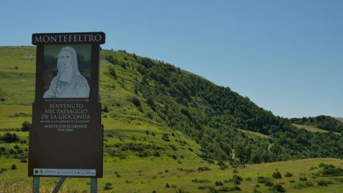 Gioconda Monte Costa Grande tra Romagna e Marche Montecopiolo PU e Pennabilli RN