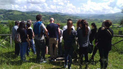 I Trionfi Piero della Francesca Dittico dei Duchi di Urbino loc. Pieve del Colle Fermignano Urbania
