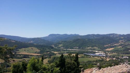Il Montefeltro di Leonardo da Pennabilli RN