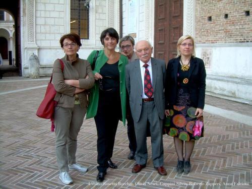 Il professore Roberto Zapperi ha scritto Monna Lisa addio la vera storia della Gioconda