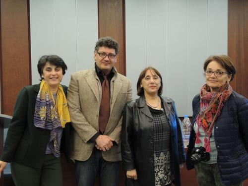 Presentazione a Sofia 2013